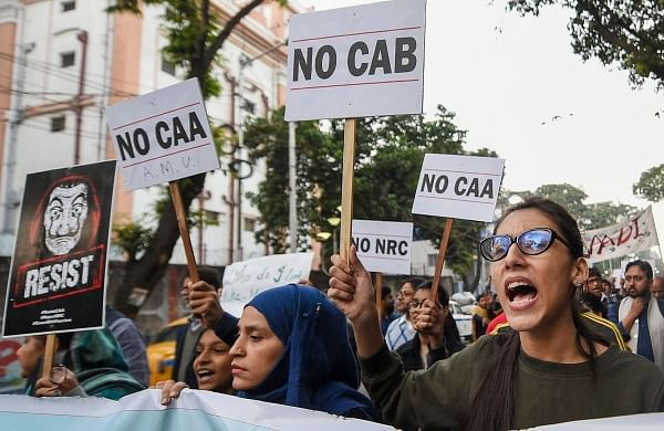 Kolkata's 'Shaheen Bagh' protesters continue anti-CAA stir on Republic Day