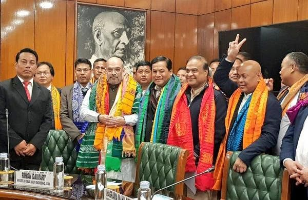 Challenges before Centre after signing 'historic'Bodo Peace Accord
