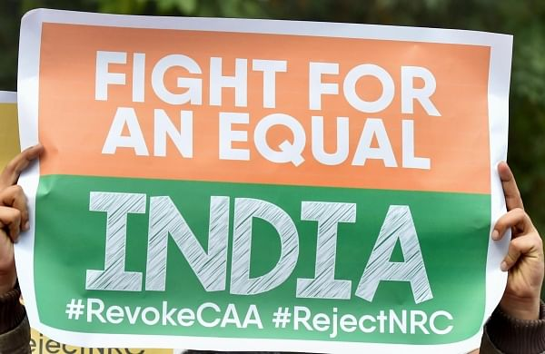 Anti-CAA protests by large number of Indian-Americans marred Repulic Day celebrations in US