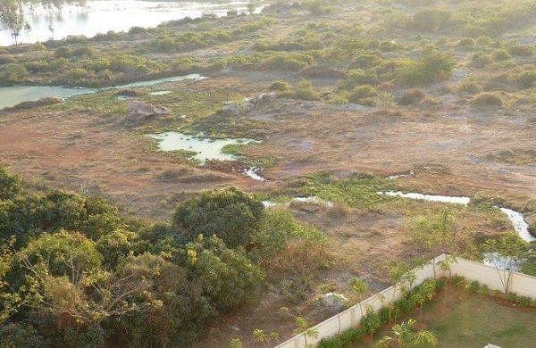 Hennagara Lake encroachment: Bengaluru man files complaint against 'goon'