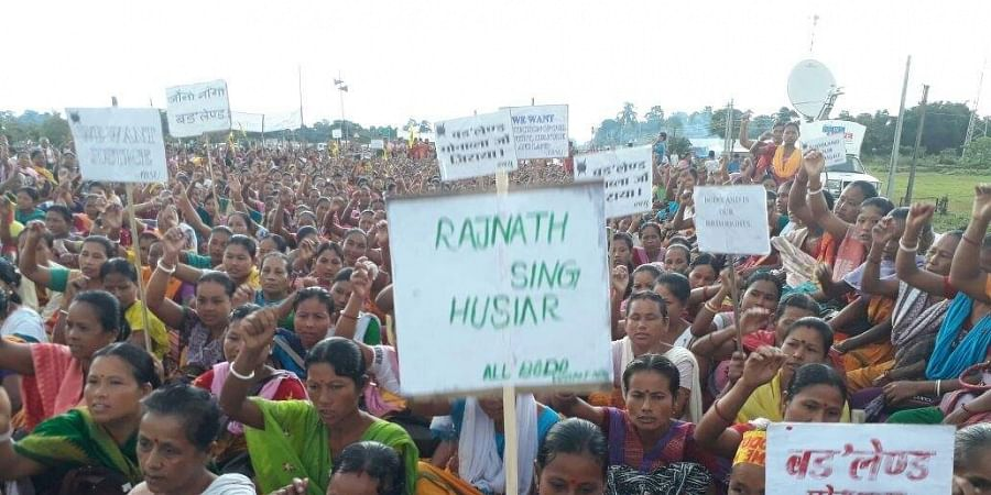 The Bodoland statehood movement has its genesis in the 1967 demand by the Bodos, who are the largest plains tribe of the Northeast.