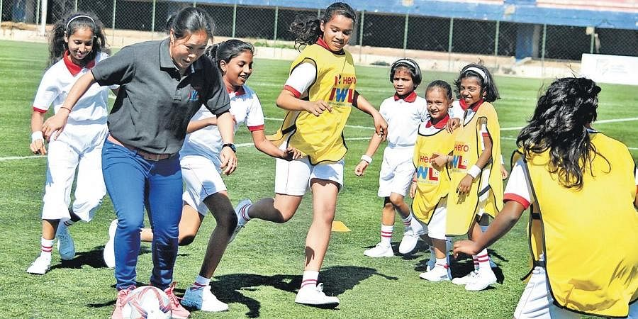 Oinam Bembem Devi is the first Indian woman footballer to get a Padma Shri