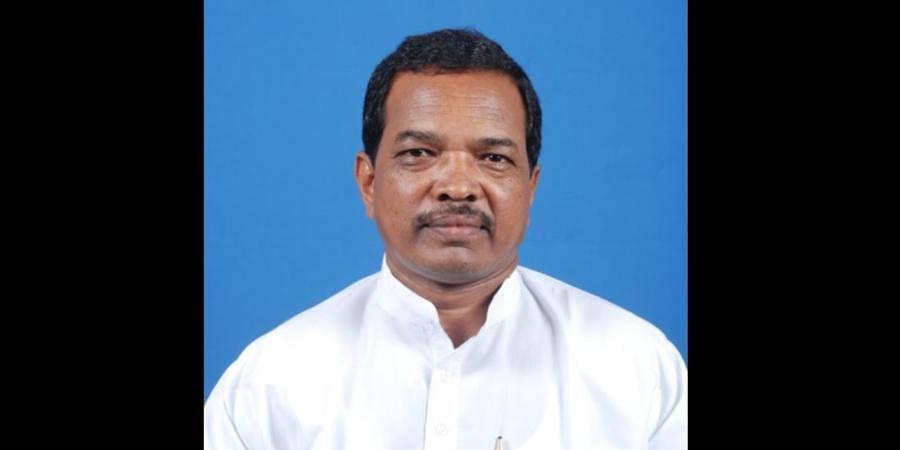 Odisha Commerce and Transport Minister Padmanabha Behera