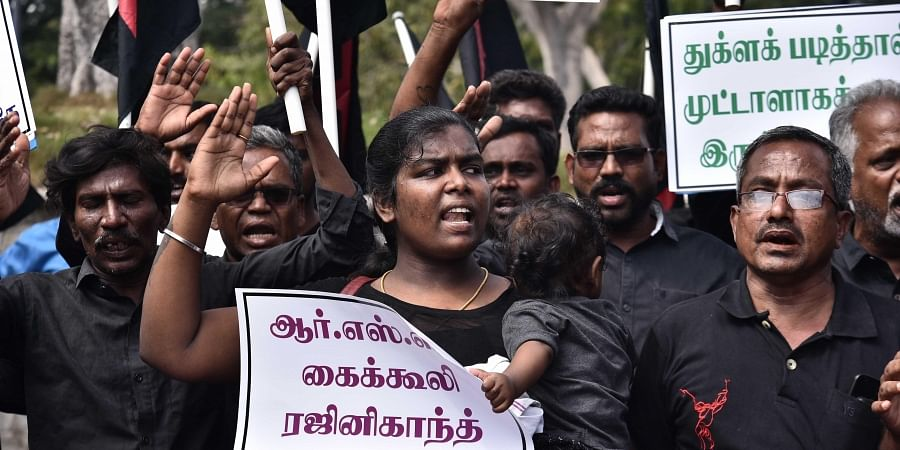 Criticism over Periyar comments gives oxygen to Rajini's nascent party...