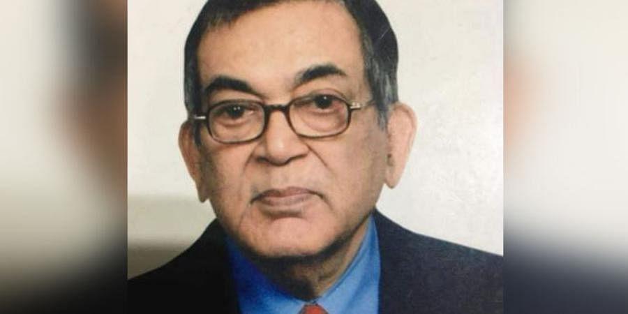 Famous surgeon and Padma Shri awardee Rathin Datta