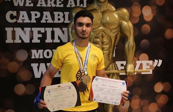 Hyderabad kickboxer has his eyes set on arm wrestling