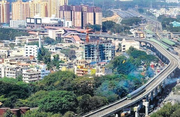 Congested Bengaluru going China way; green cover reduced in Karnataka capital