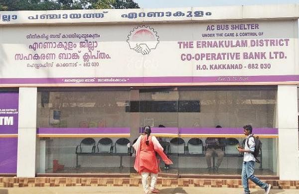 This AC bus shelter at Kakkanad leaves commuters sweating buckets
