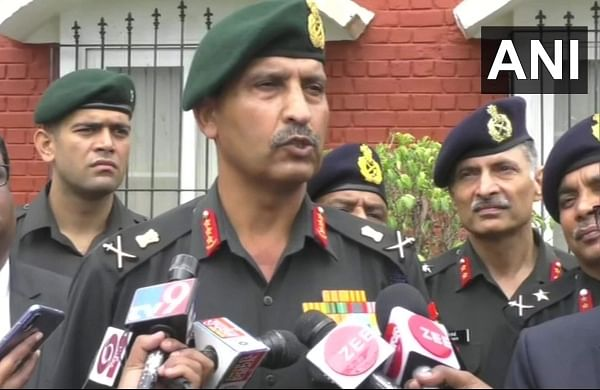 Terrorist camps active, launchpads reoccupied in PoK: Army Vice Chief Lt Gen SK Saini