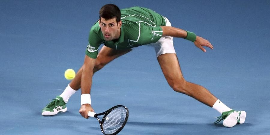 Australian Open It S Federer Djokovic Semifinal At Melbourne People The New Indian Express