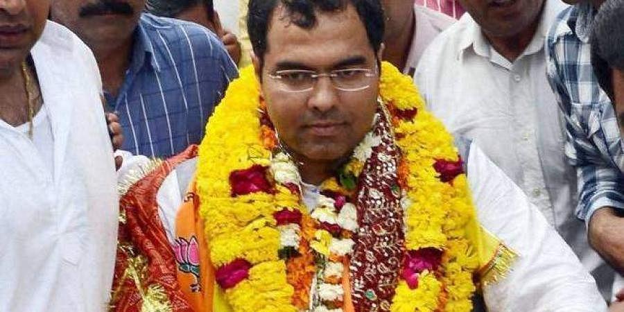 Parvesh Singh Verma, Parvesh Verma