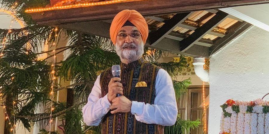 Taranjit Singh Sandhu, India's Ambassador to the US