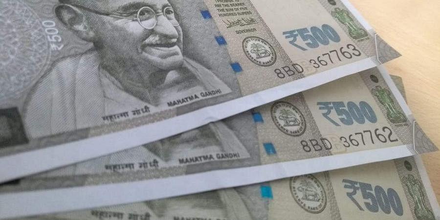 Money, notes, rupee