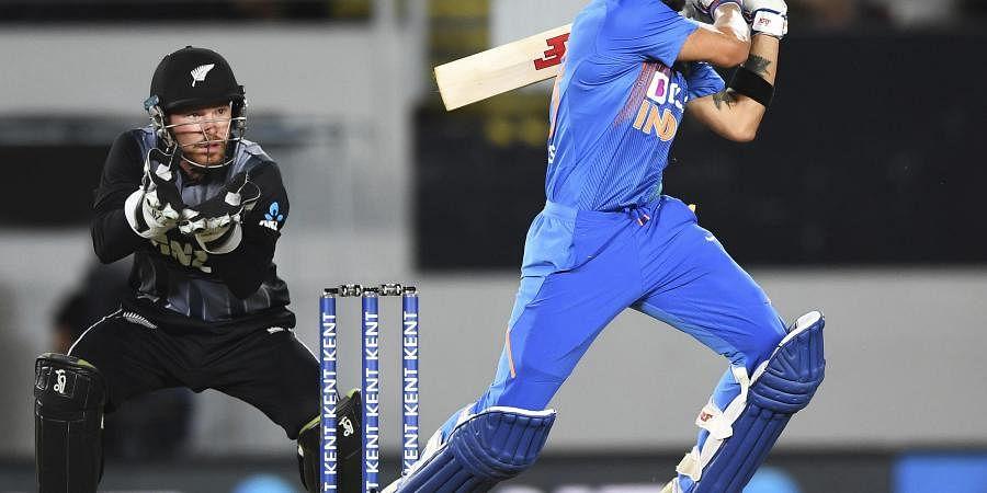 India skipper Virat Kohli (Photo | AP)