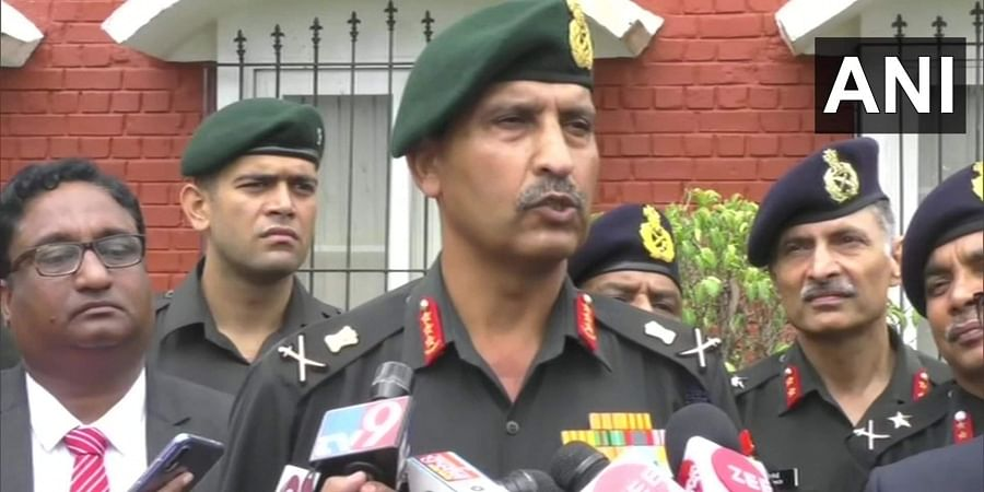 Terrorist camps active, launchpads reoccupied in PoK: Army Vice Chief Lt Gen SK Saini...