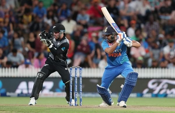 Third T20I: India win series after Rohit Sharma heroics in Super Over