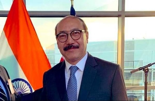 Harsh Vardhan Shringla takes charge as new Foreign Secretary