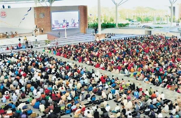 World's largestmeditation centre comes toHyderabad
