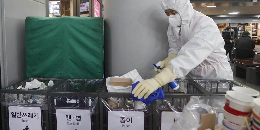 The mysterious outbreak of novel coronavirus was first reported earlier this month in Wuhan