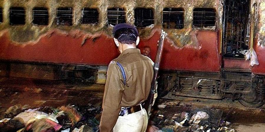 59 persons lost their lives when the S-6 coach of Sabarmati Express was torched at Godhra Railway Station on February 27, 2002.