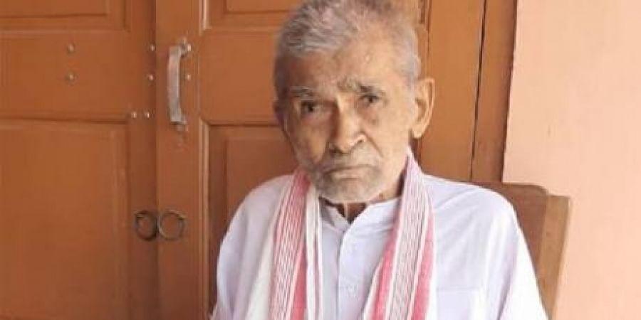 Assamese litterateur Sashi Sarma