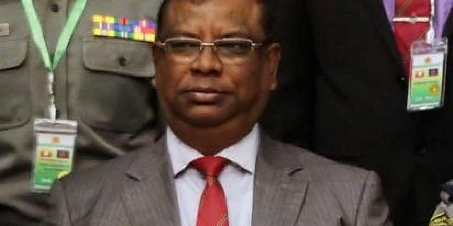 Border Guard Bangladesh Director General Major General Md Shafeenul Islam