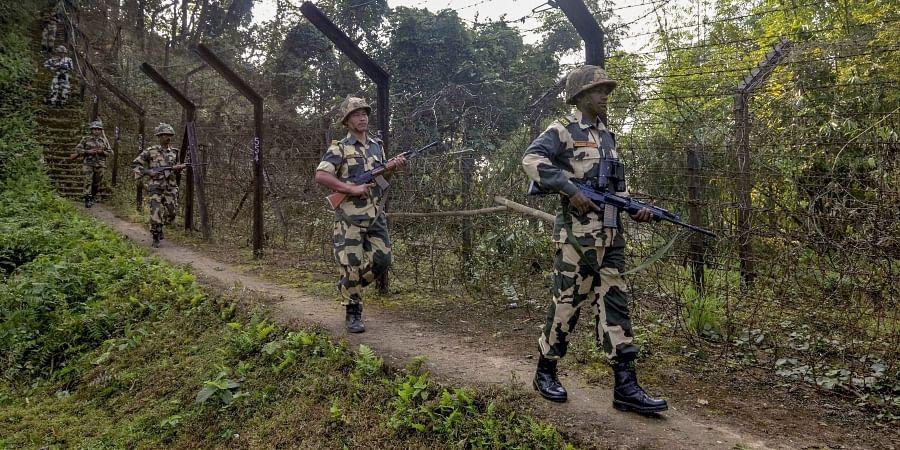 Bangladesh border