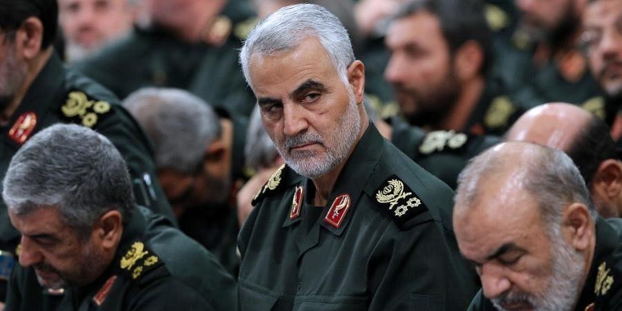Top Iranian commander Qasem Soleimani