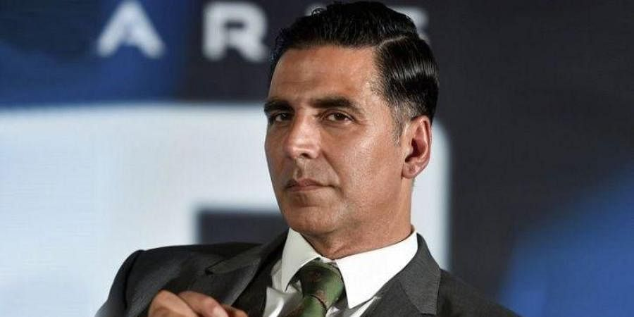 Akshay Kumar (Earnings: 293.25 crore)