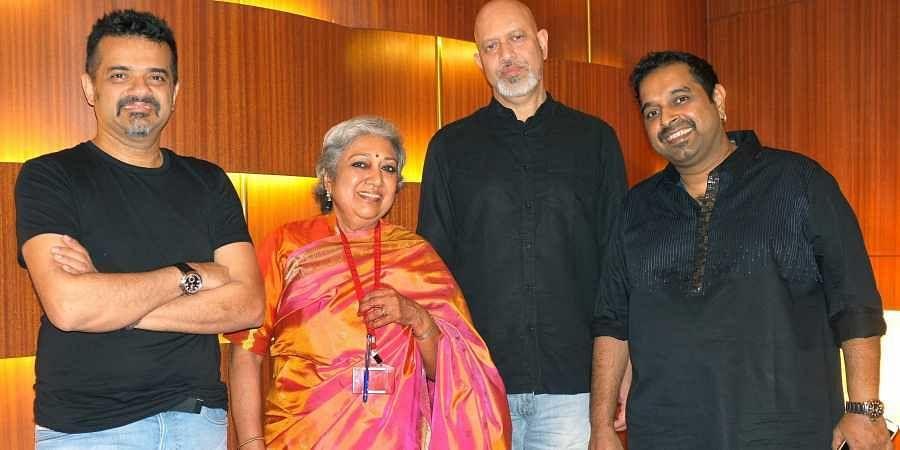 Shankar-Ehsaan-Loy (Earnings: 76.48 crore)