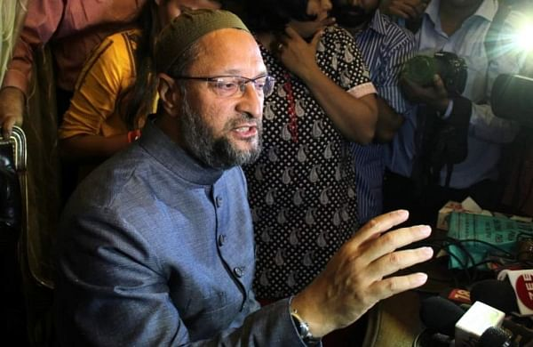'Why so hesitant in taking China's name?': Owaisi questions PM Modi