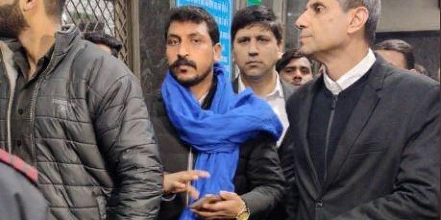 Tension in Delhi because of elections: Bhim Army chief Chandrashekhar Azad on Jamia firing...