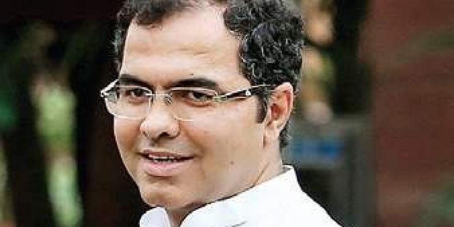 BJP MP from West Delhi Parvesh Verma