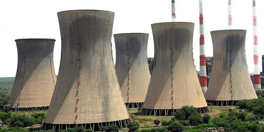 A thermal power station at Neyveli