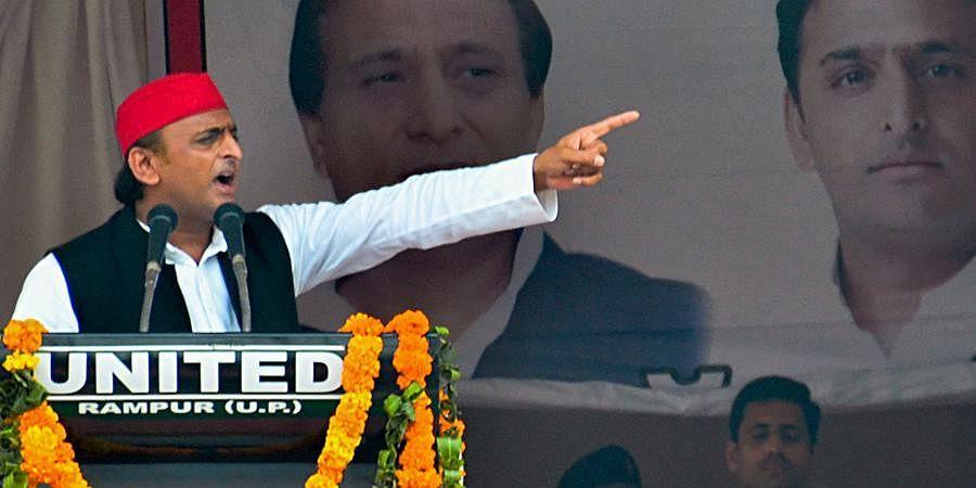 Former Uttar Pradesh CM and Samajwadi Party chief Akhilesh Yadav