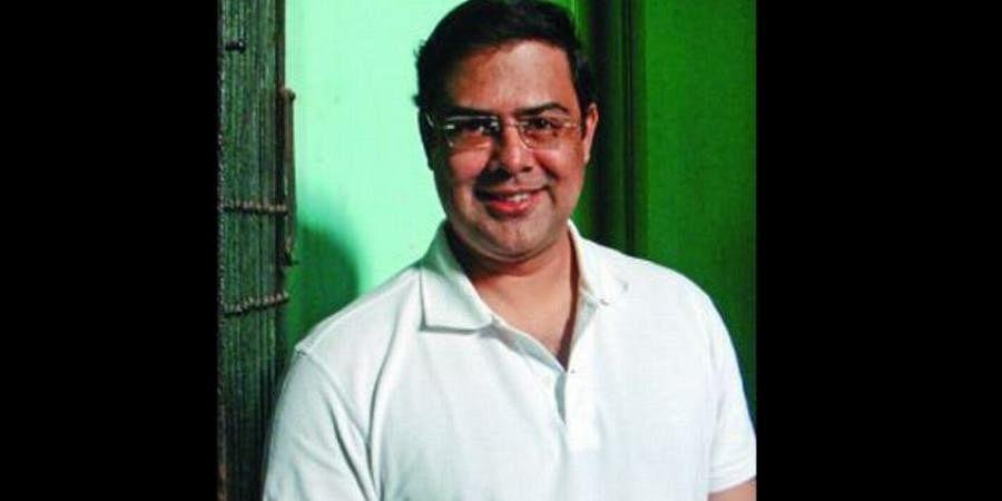 Author and screenwriter Ashok KBanker