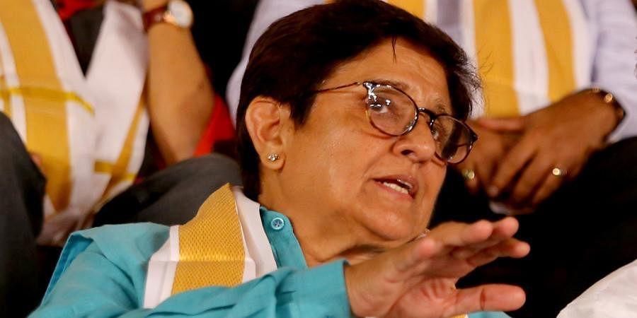 Puducherry Lt GovernorKiran Bedi