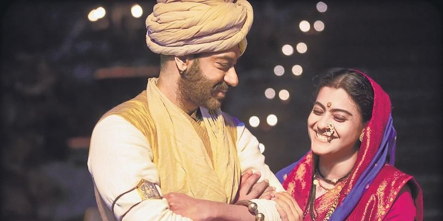 Ajay Devgn and Kajol are two of a kind- The New Indian Express