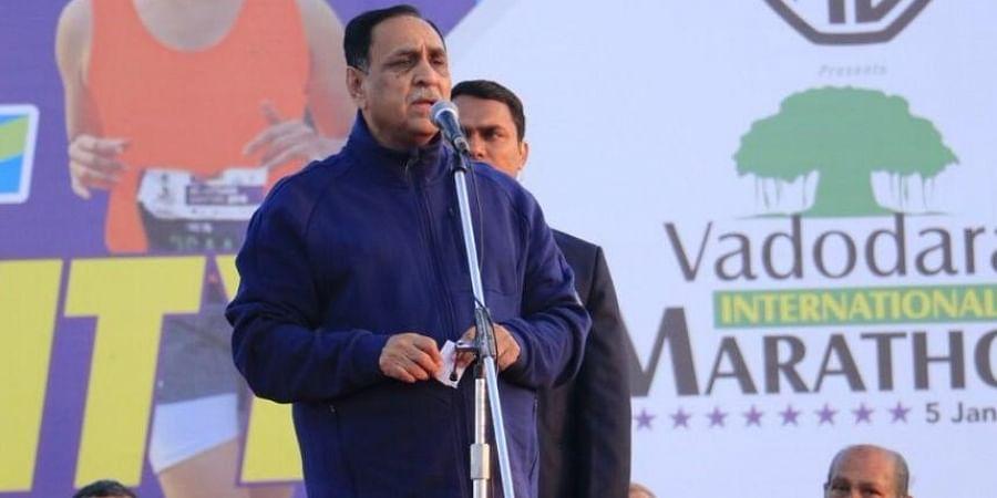Gujarat CMVijay Rupani