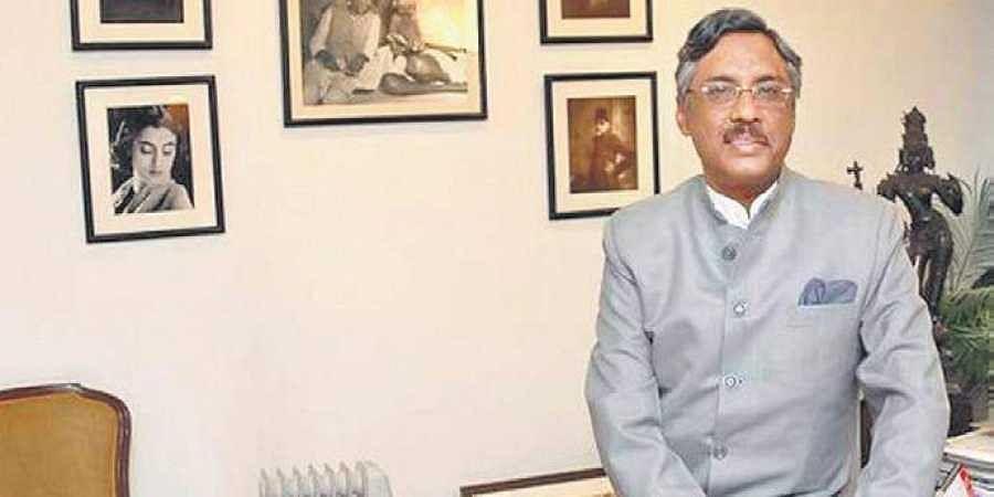 JD(U) general secretary Pavan Varma