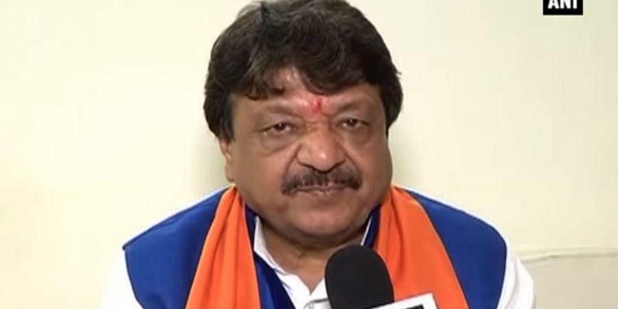 BJP leader Kailash Vijayvargiya (File Photo| ANI)
