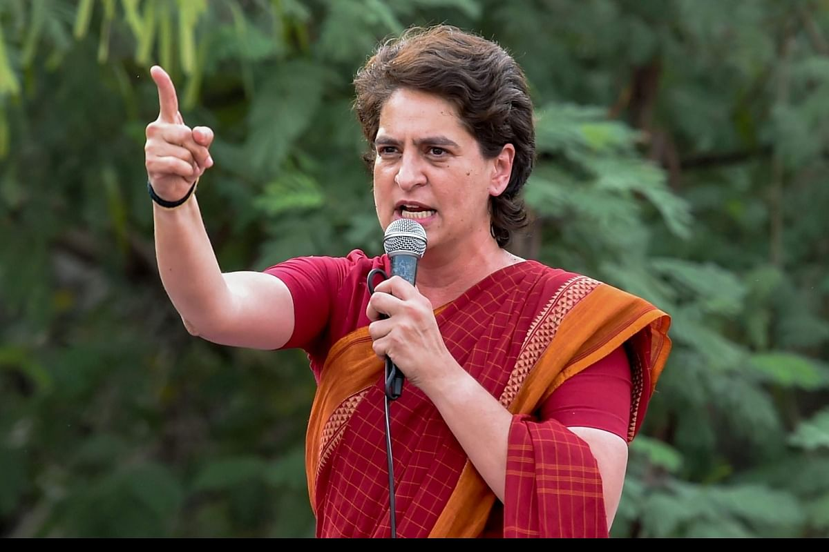 Priyanka Gandhi Vadra said that the upcoming CBSE board exams 2021 should either be cancelled or postponed in the wake of rising coronavirus.