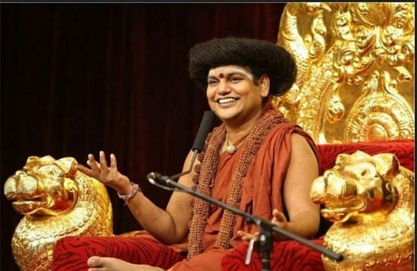 Interpol issues Blue Corner notice to locate godman Nithyananda