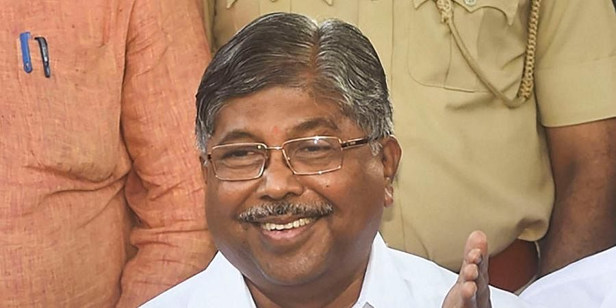 Maharashtra BJP chief Chandrakant Patil