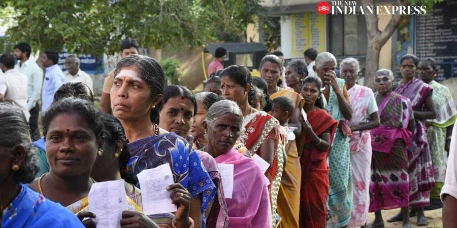 After eight years, Tamil Nadu Local body polls finally begins in 27 districts in the first phase.