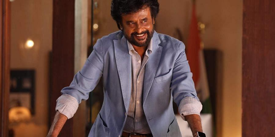 Rajinikanth from 'Darbar' movie