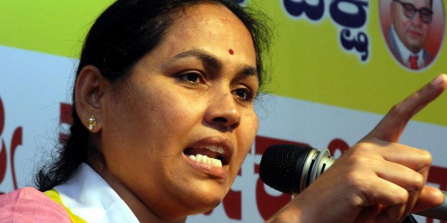 Udupi-Chikkamagaluru MP Shobha Karandlaje