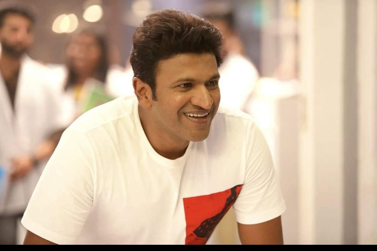 Puneeth Rajkumar-starrer James to start rolling from January 19- The New  Indian Express
