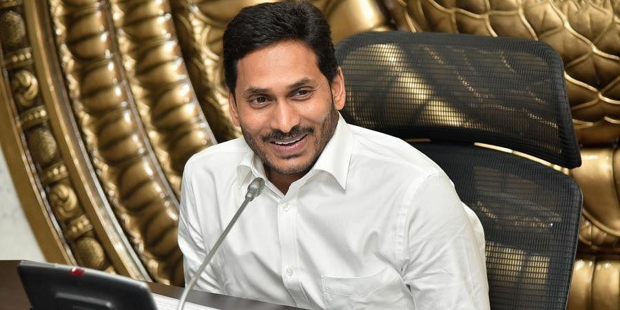 Andhra Pradesh CM YS Jagan Mohan Reddy held a review meeting on Municipal department at CM's camp office in Tadepalli near Vijayawada on Monday.
