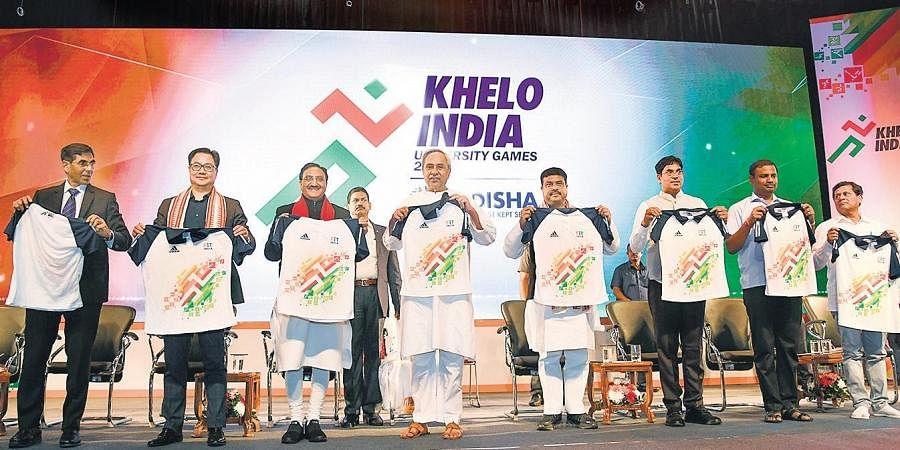 Image result for First Khelo India University Games to be held in Bhuwaneshwar